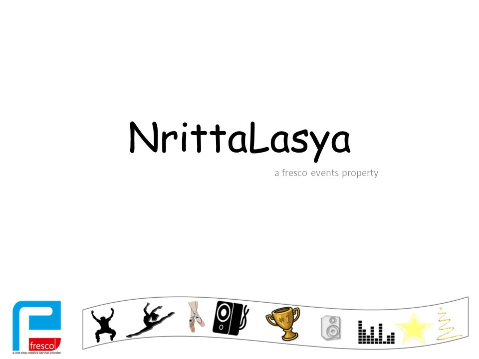 NrittaLasya a fresco events property