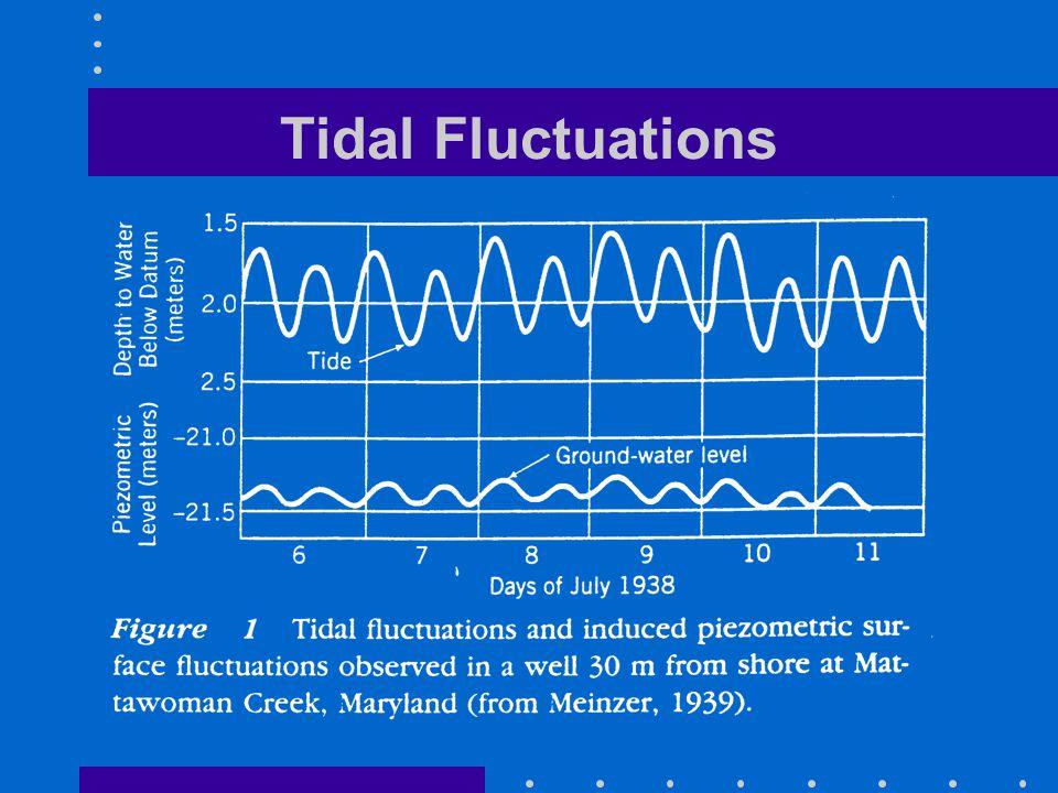 Tidal Fluctuations