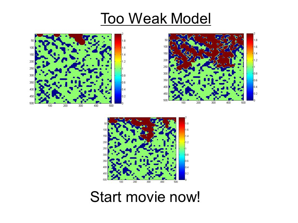 Too Weak Model Start movie now!