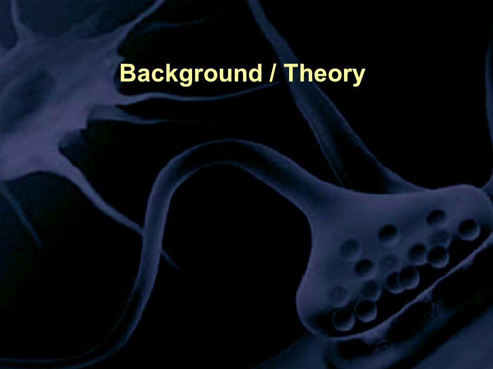 Background / Theory