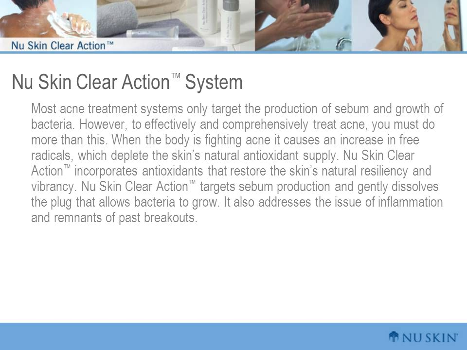 Most acne treatment systems only target the production of sebum and growth of bacteria. However, to effectively and comprehensively treat acne, you mu