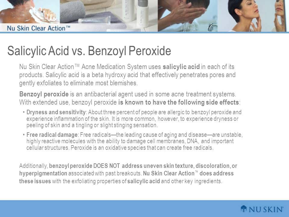Salicylic Acid vs.