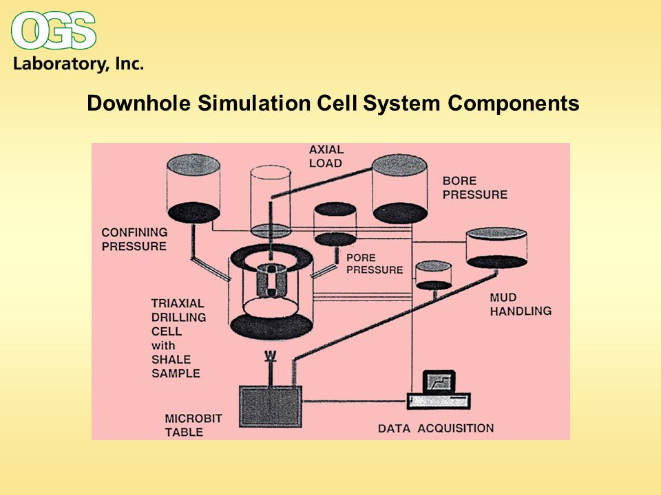 Downhole Simulation Cell System Components