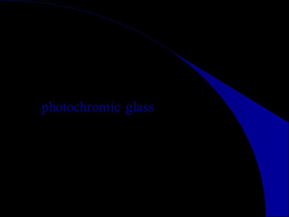 photochromic glass