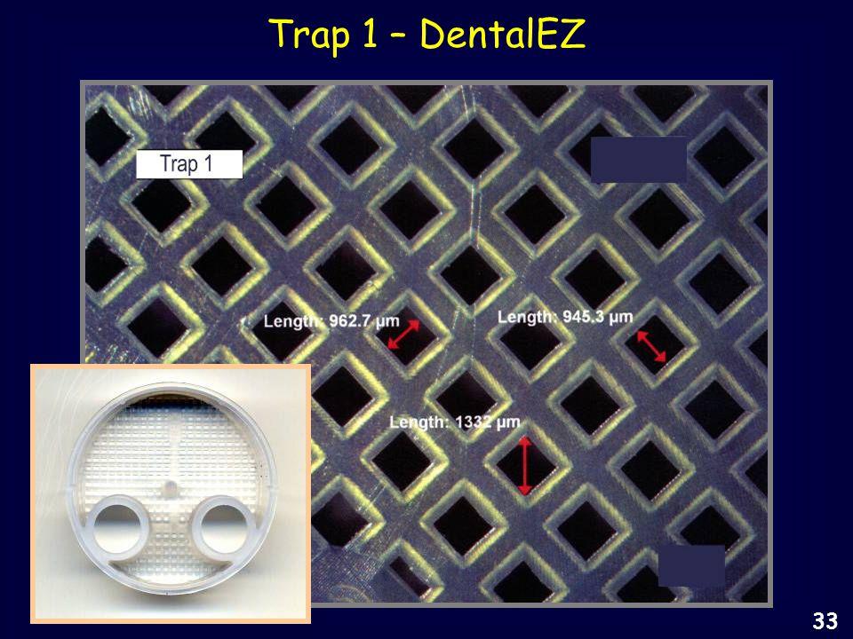 Trap 1 – DentalEZ 33