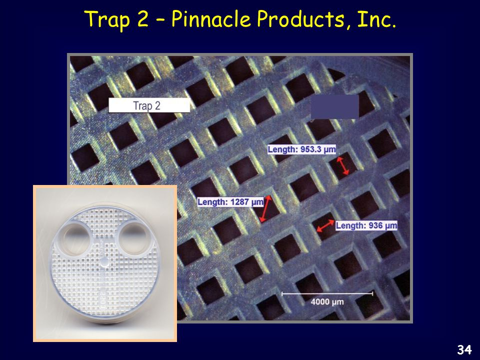 Trap 2 – Pinnacle Products, Inc. 34