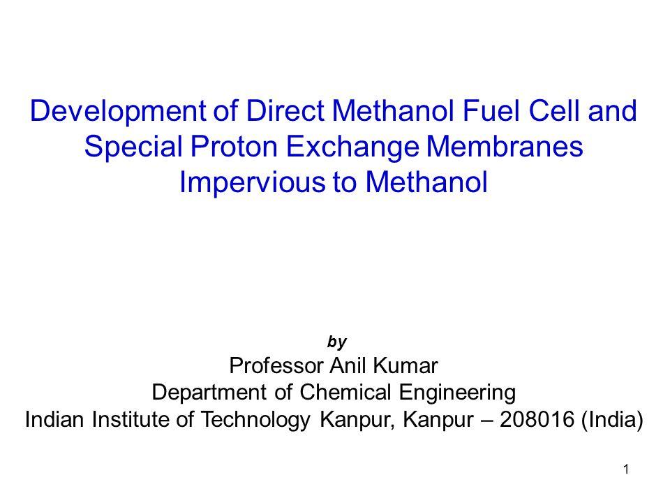 Polyelectrolyte Membrane Fuel Cell (PEMFC)