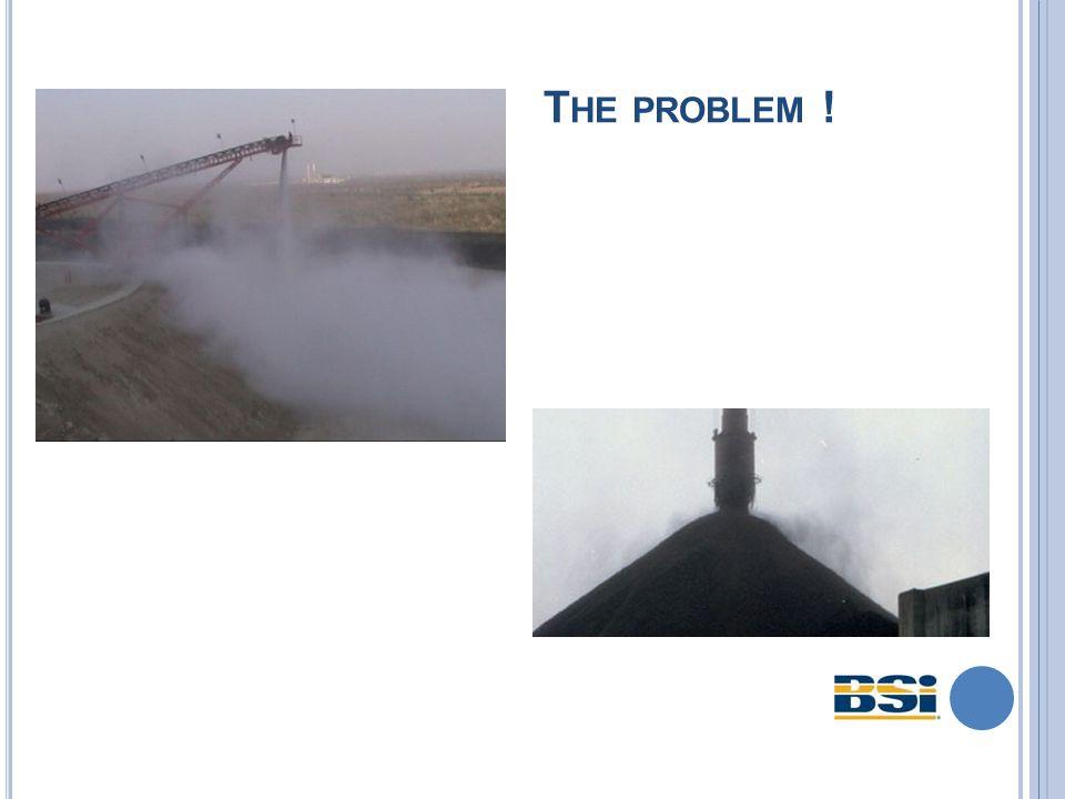 T HE PROBLEM !