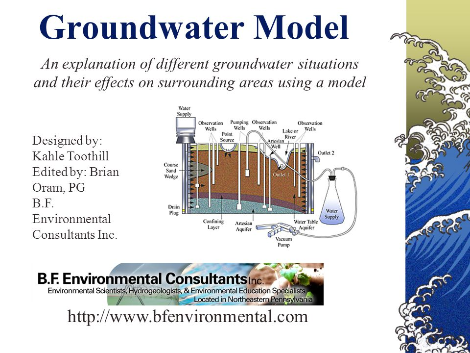 Project Sponsors Pocono Northeast Resource Conservation & Development Council http://www.pnercd.org Carbon County Groundwater Guardians Program http://www.carbonwaters.org Water-Research Center http://www.water-research.net