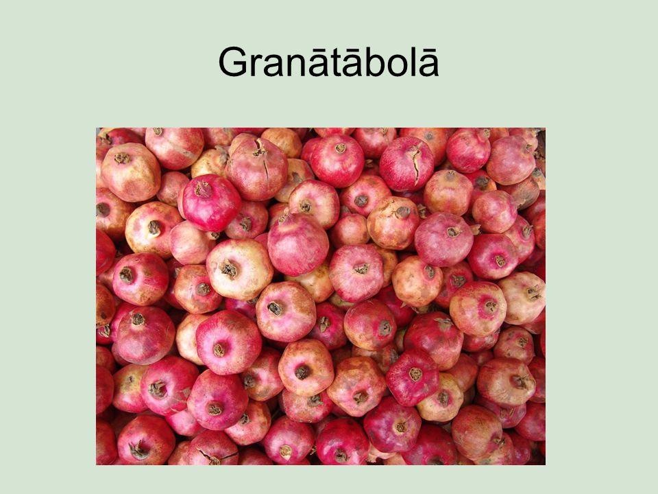 Granātābolā