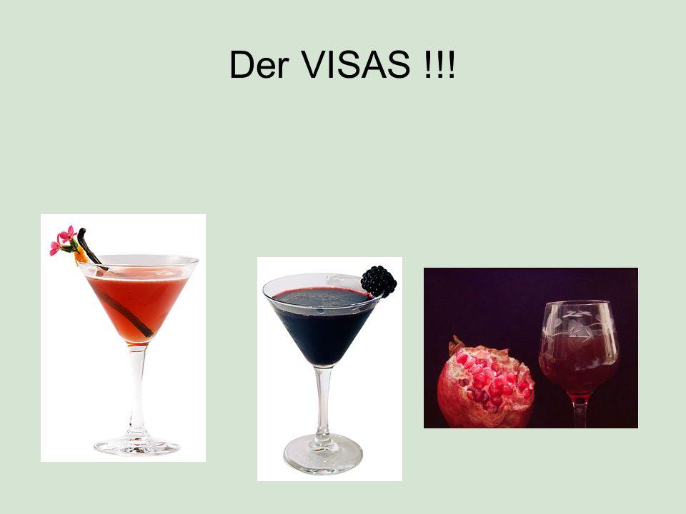 Der VISAS !!!