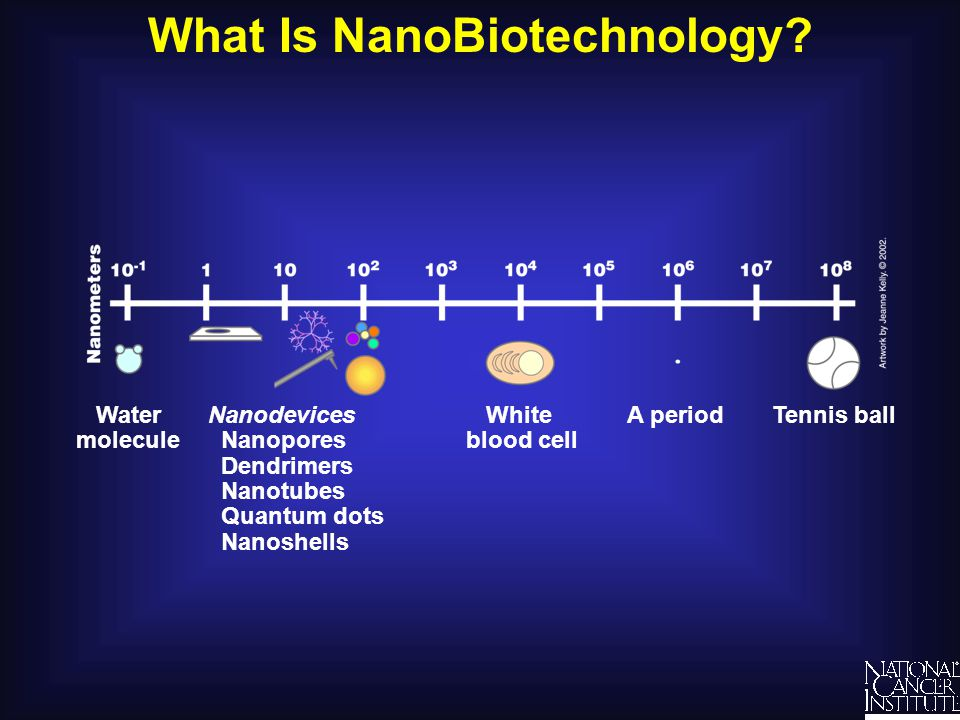 What Is NanoBiotechnology.