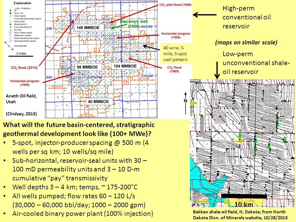 Bakken shale-oil field, N.Dakota; from North Dakota Divn.