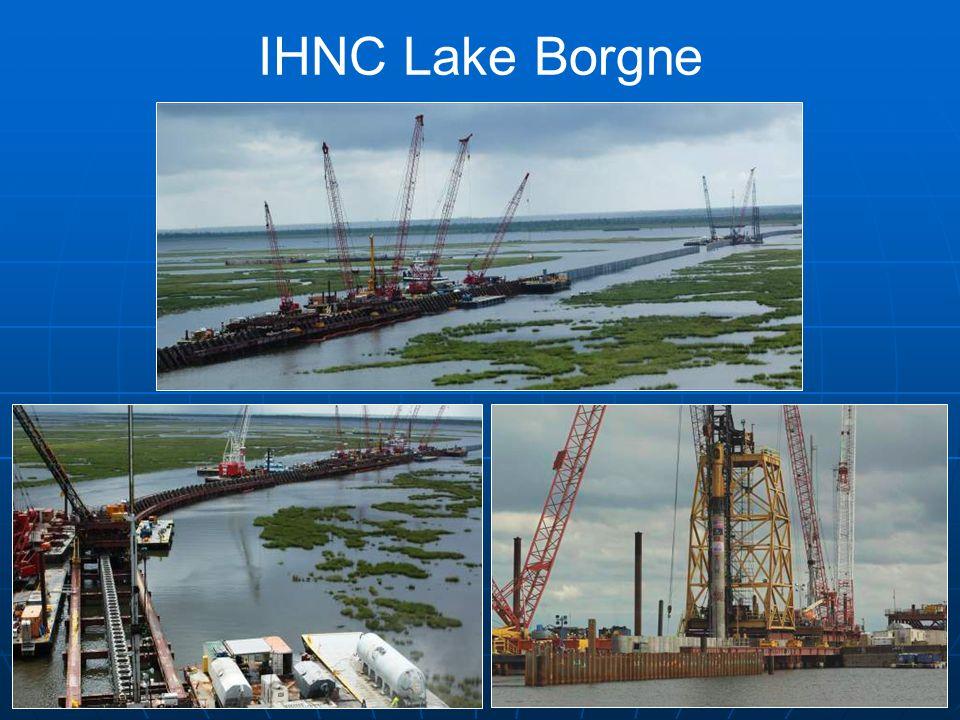 IHNC Lake Borgne 63