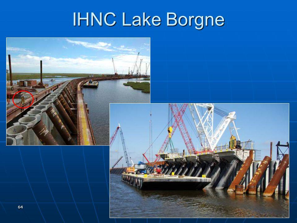 IHNC Lake Borgne 64
