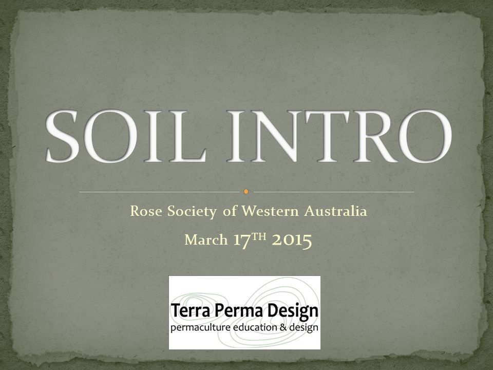 Rose Society of Western Australia March 17 TH 2015