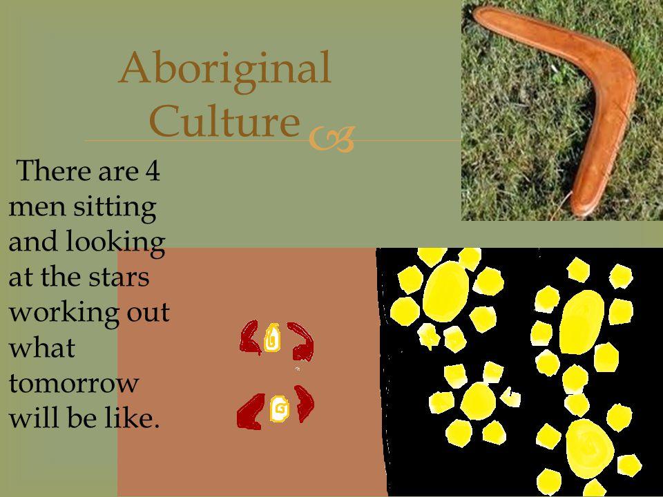   The first Australia's were Aborigines.  The Aborigines were nomadic hunter-gathers.