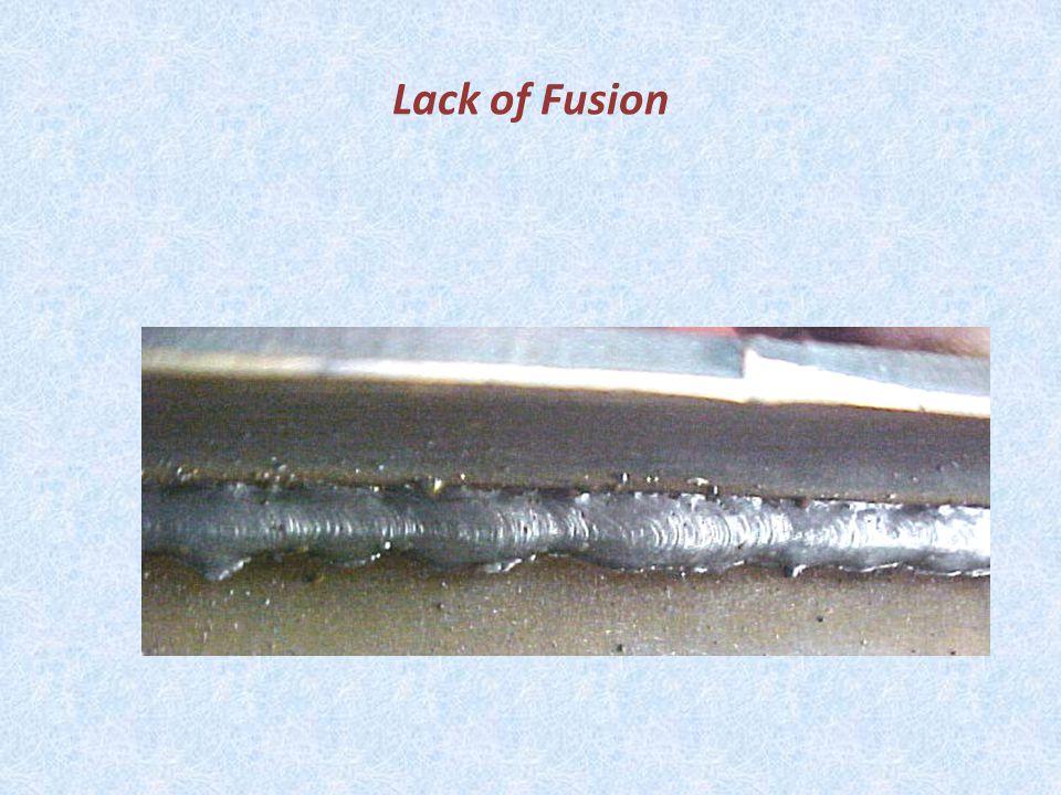 Lack of Fusion