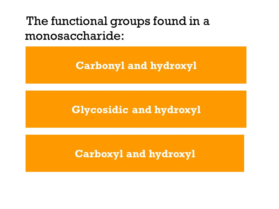 The following is a general structural formula for: Amino acids Nucleic acid Triglycerides
