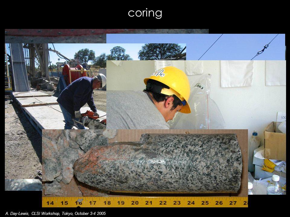coring A. Day-Lewis, CLSI Workshop, Tokyo, October 3-4 2005
