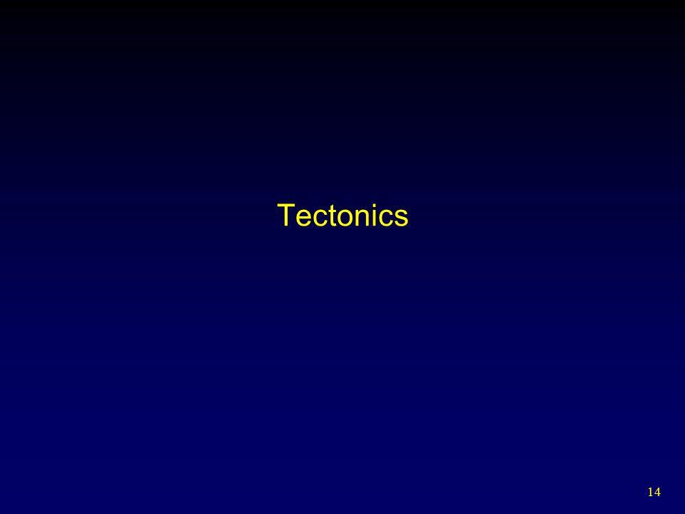 14 Tectonics