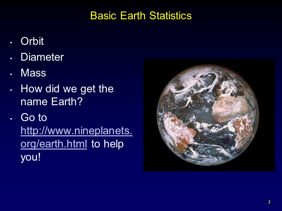 4 Just How Old is the Earth.Start with the activity Geologic Time Scale to a.