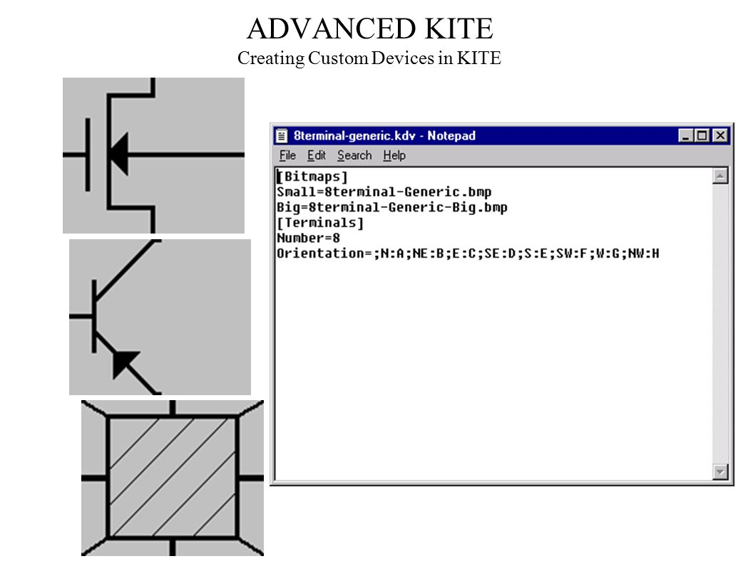 ADVANCED KITE Creating Custom Devices in KITE
