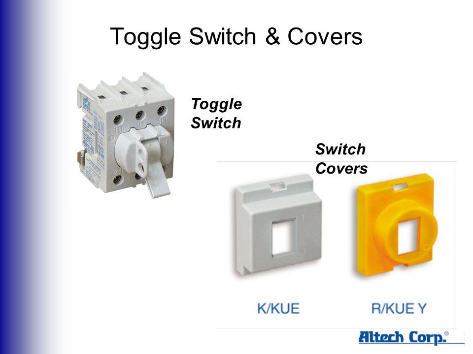 Toggle Switch & Covers Toggle Switch Switch Covers