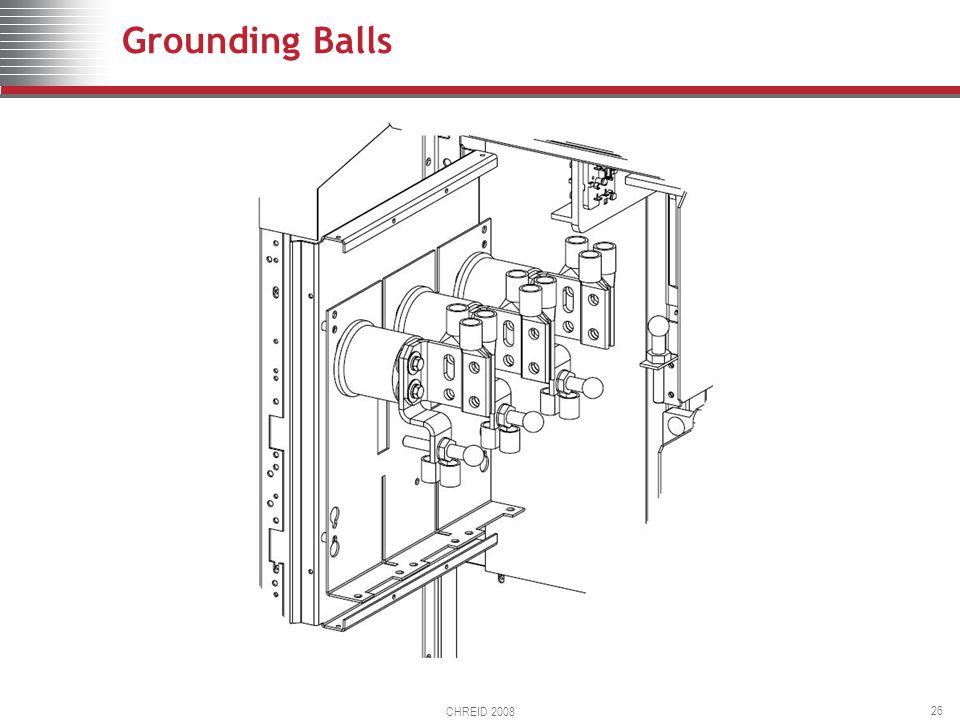 Grounding Balls CHREID 2008 26