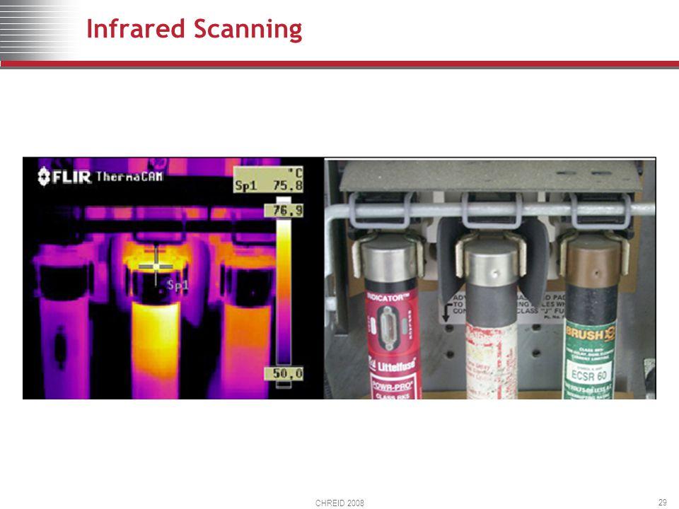 CHREID 2008 29 Infrared Scanning