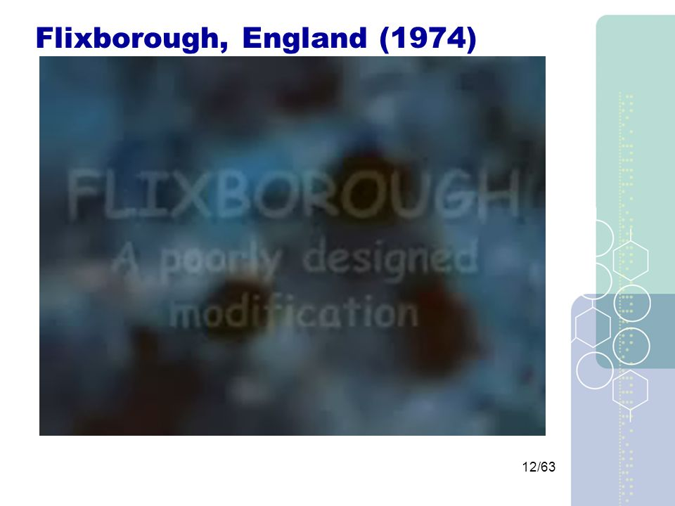 12/63 Flixborough, England (1974)