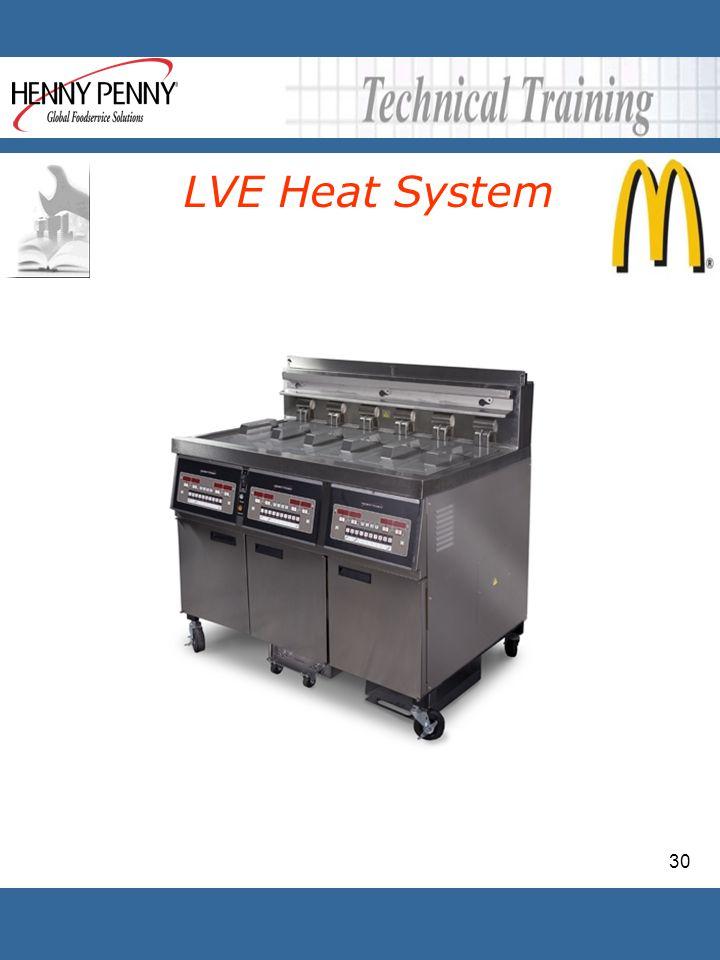 30 LVE Heat System