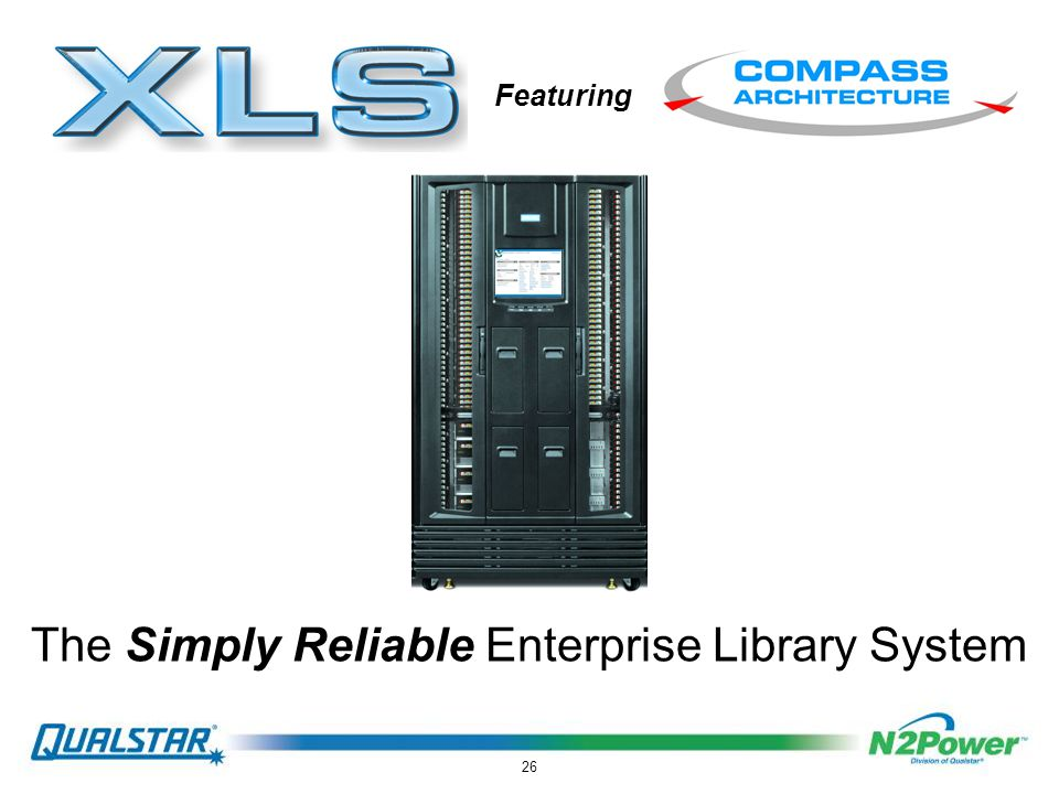 26 The Simply Reliable Enterprise Library System Featuring