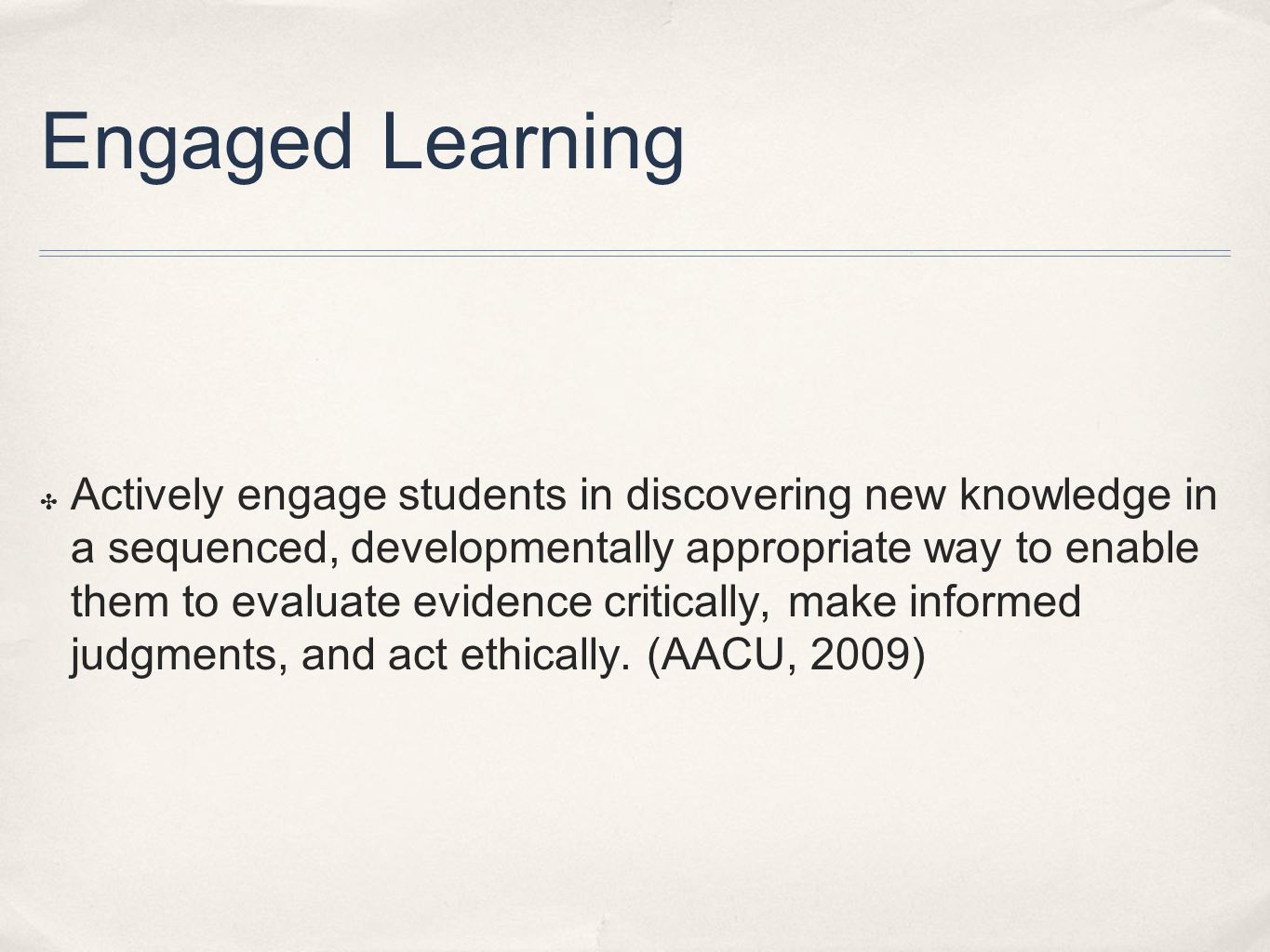 ✤ Learning styles of undergraduate students become similar to their role models (teachers). (Shein and Chiou, 2011)