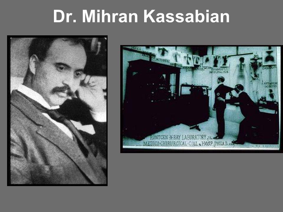 Dr. Mihran Kassabian