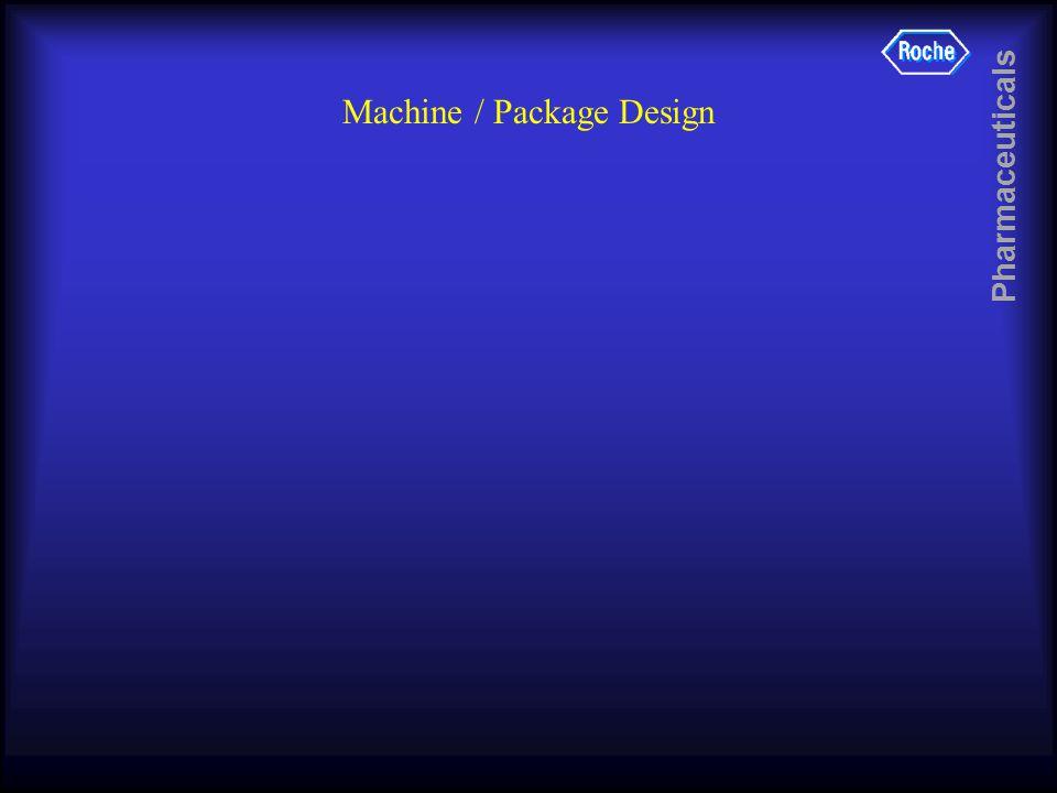Pharmaceuticals Machine / Package Design