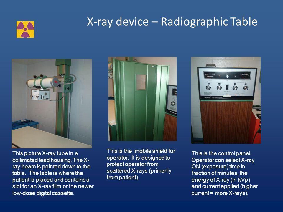 X-ray device-Electron Microscope Transmission Electron Microscope (TEM) Scanning Electron Microscope (SEM)
