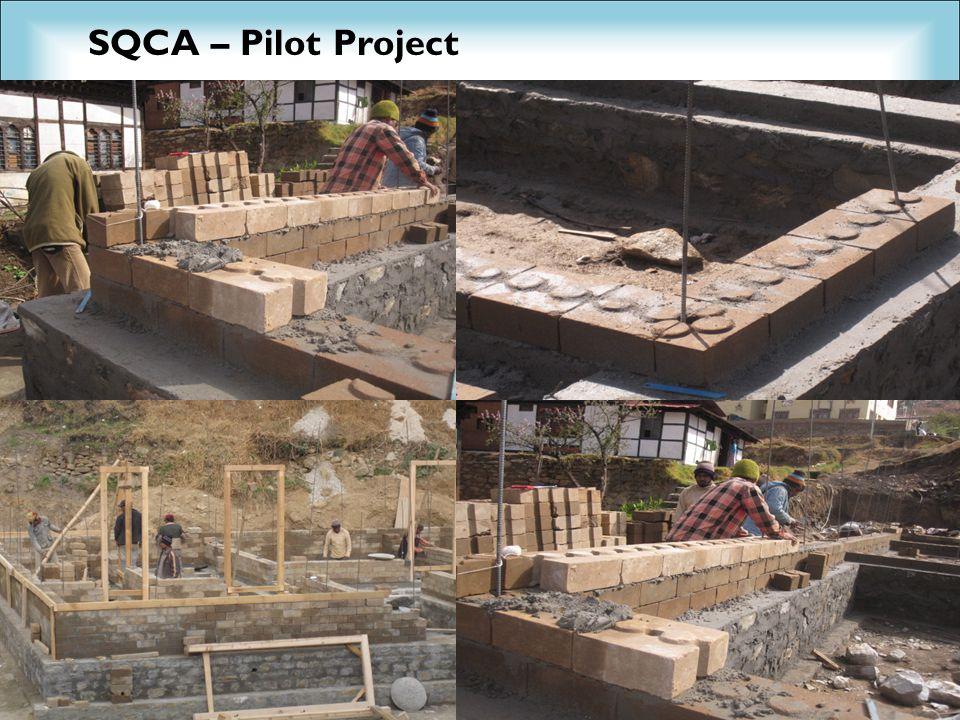 29 SQCA – Pilot Project