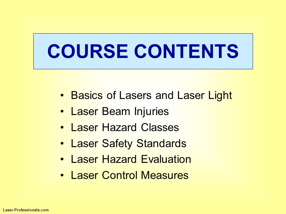 TYPES OF LASER EYE EXPOSURE EYE INTRABEAM VIEWING LASER DIFFUSE REFLECTION LASER SCATTERED LIGHT MIRROR SPECULAR REFLECTION LASER REFLECTED BEAM ROUGH SURFACE Laser-Professionals.com