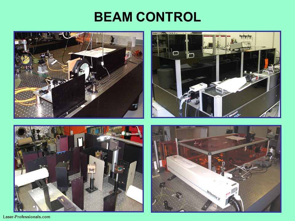 BEAM CONTROL Laser-Professionals.com