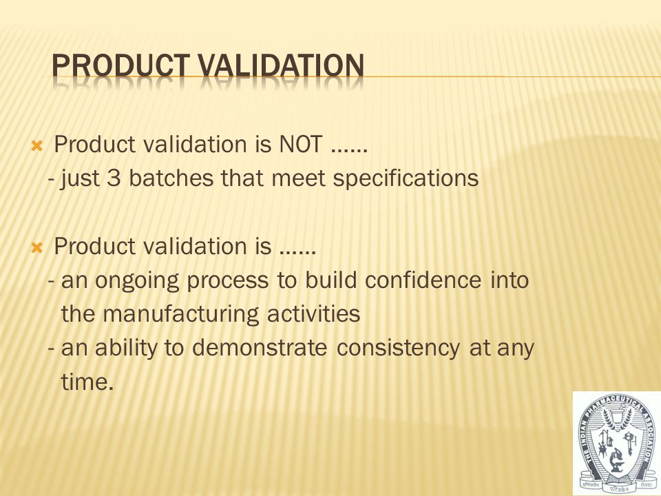  Cleaning validation is establishing documented evidence that the equipment is consistently cleaned from product, microbial and cleaning agent residues to predetermined acceptable levels.