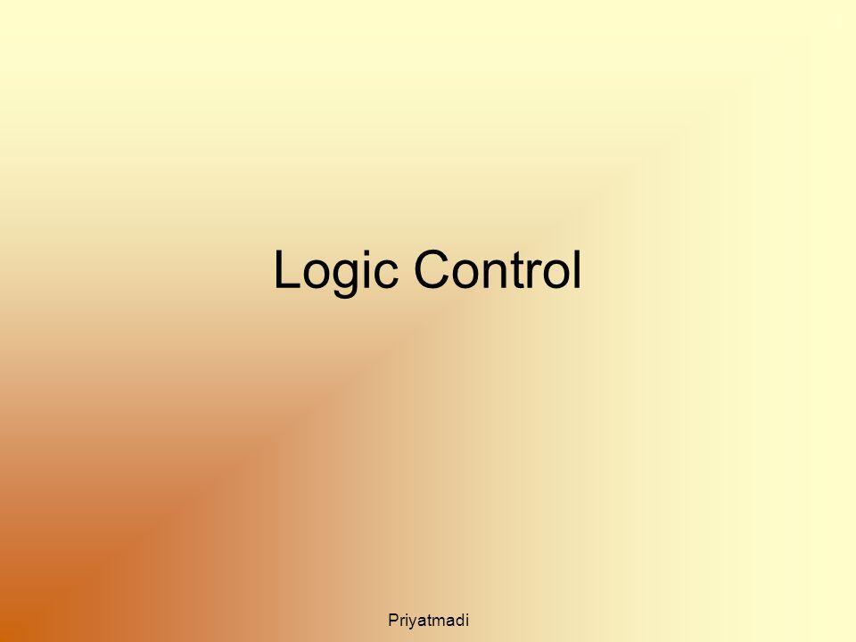 Priyatmadi Logic Control