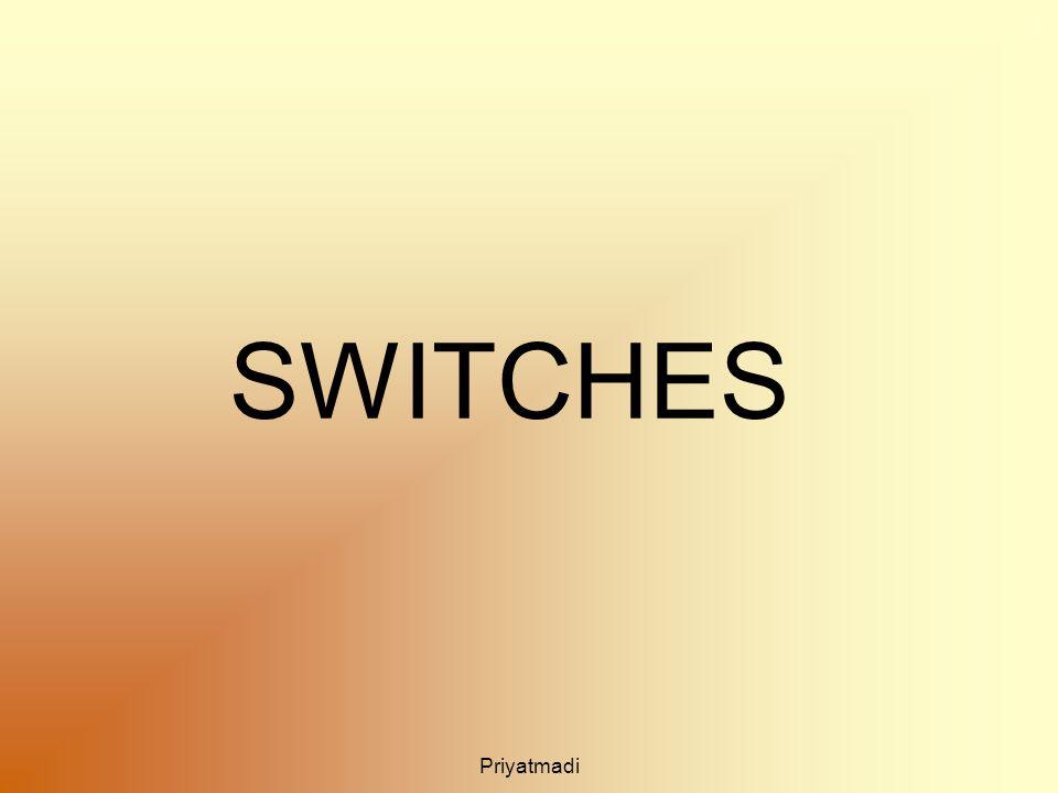 Priyatmadi SWITCHES