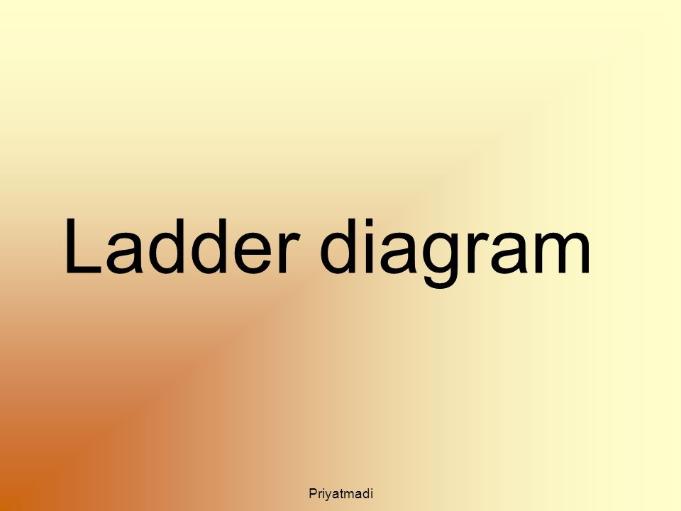 Priyatmadi Ladder diagram