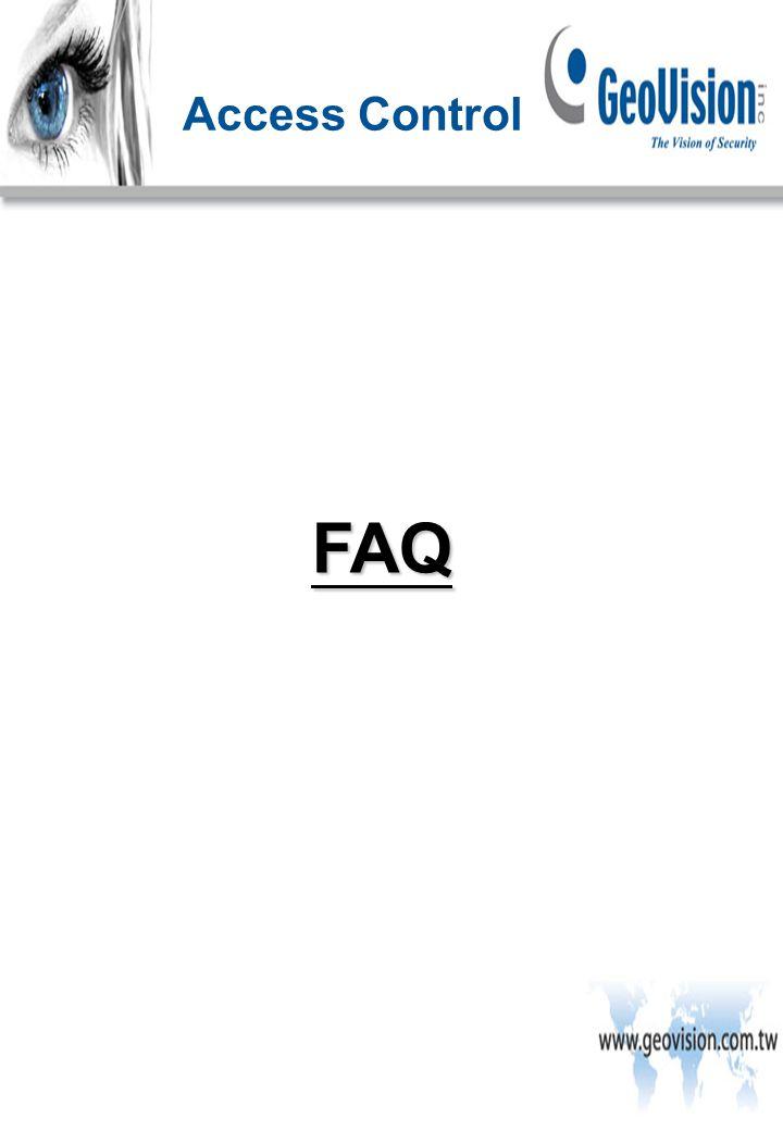 Access Control FAQ