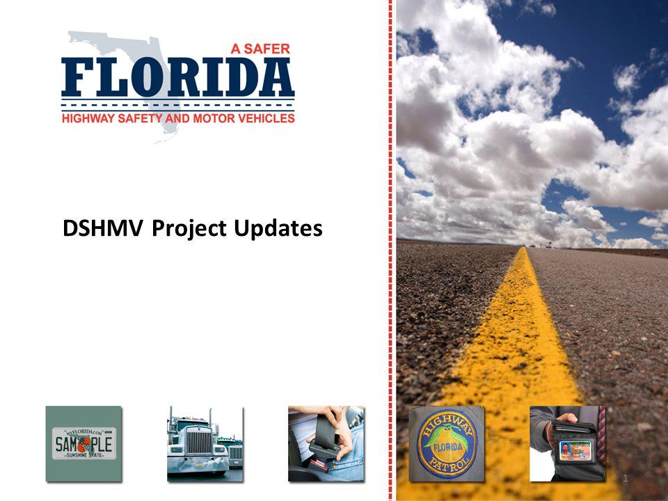 DSHMV Project Updates 1