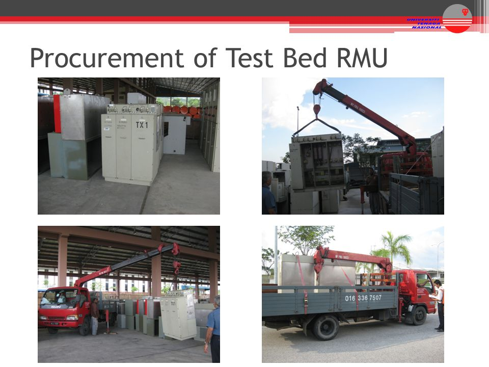 Procurement of Test Bed RMU