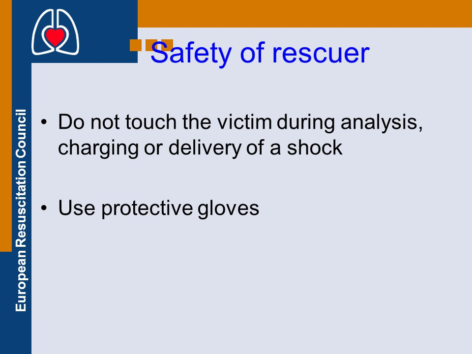 European Resuscitation Council NO SHOCK ADVISED FOLLOW AED INSTRUCTIONS 30 2
