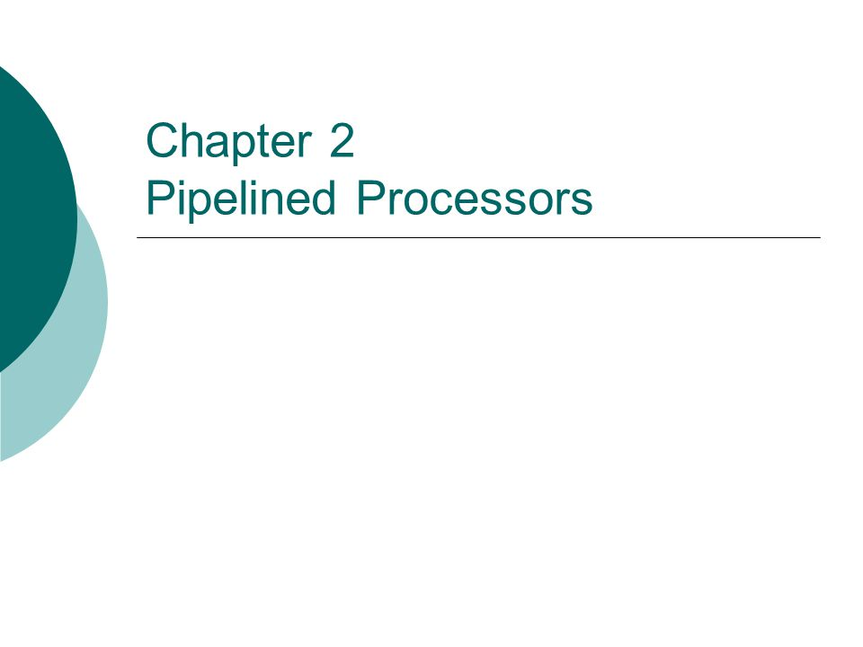 Identification of Pipeline Hazards (cont.) Control dependences involve control flow changing instructions, i.e.