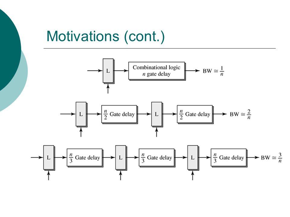 Stage Quantization (cont.)
